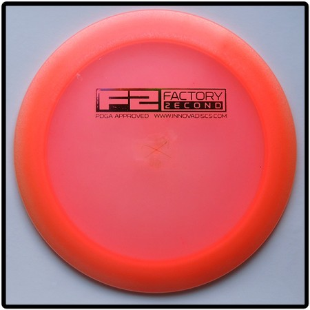 Innova Factory Second Blizzard Boss 150g