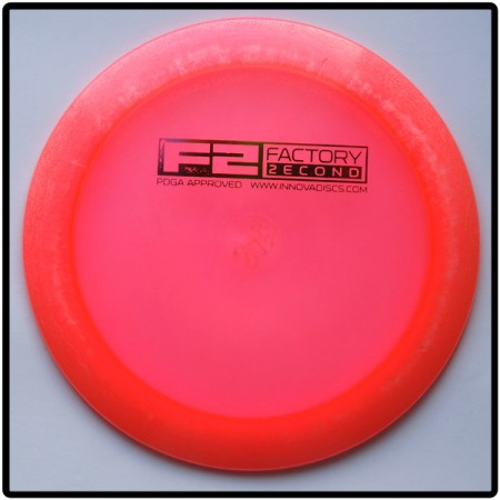 Innova Factory Second Blizzard Boss 159g