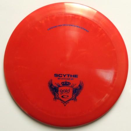 Scythe - Latitude 64 Gold 173g
