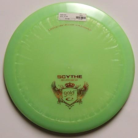 Scythe - Latitude 64 Gold 174g Lime